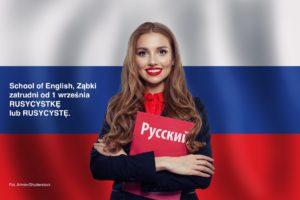 praca dla rusycystki