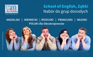 nauka dorosli angielski francuski niemiecki wloski rosyjski polski dla cudzodziemcow